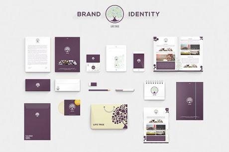 Εταιρική ταυτότητα και Λογότυπο