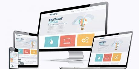 Κατασκευή Ιστοσελίδων με Responsive design